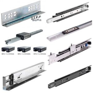 Accuride® - Telescopic Slides and Linear Guides