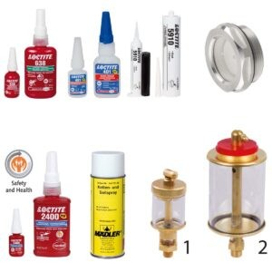 X-tra Adhesives, Sealants and Lubrication
